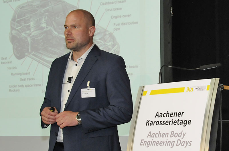 Aachen Body Engineering Days 2017