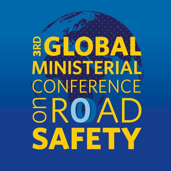 [Logo: 3rd Global Ministerial Conference on road safety]